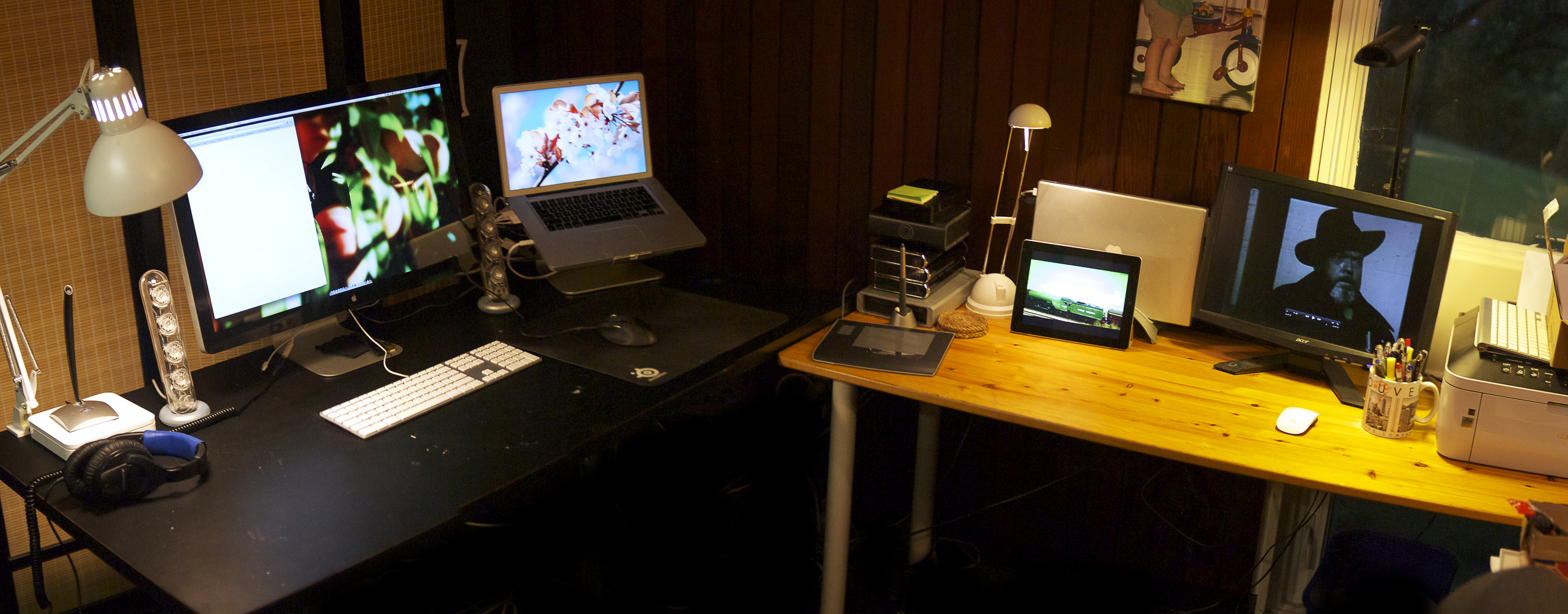 New office setup for Office configuration